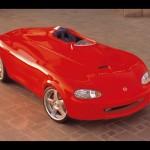 2000 Mazda Miata Mono Posto Concept