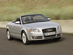 Audi A4 Cabriolet Wallpapers
