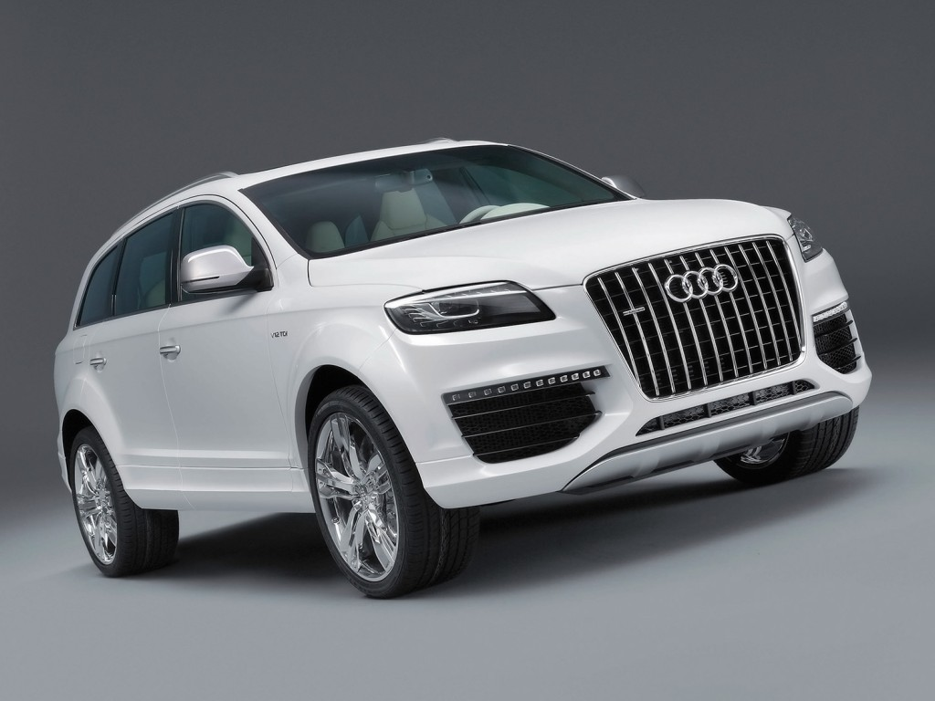 Audi Q7 V12 Tdi Wallpapers By Cars Wallpapers Net