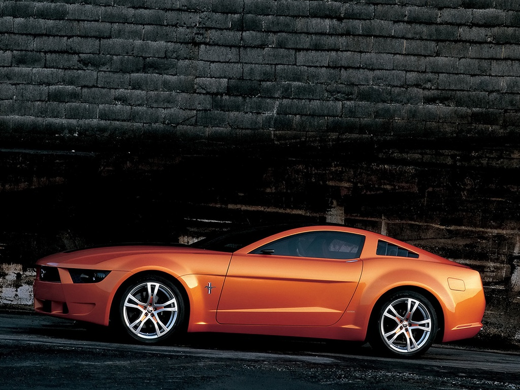 Ford Mustang Giugiaro Concept Wallpapers