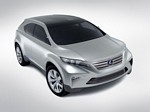 Lexus LF Xh Hybrid SUV Concept Wallpapers