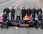 Redbull RB3 Wallpapers