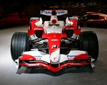 Toyota TF107 Wallpapers