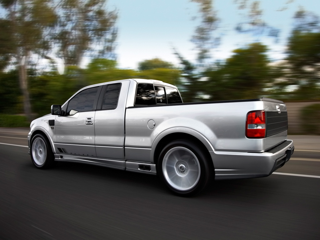 Saleen Ford F 150 S331 Sport Truck Wallpapers By Cars