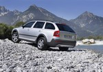 Skoda Octavia Wallpapers