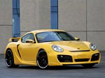 TechArt Porsche Cayman S Wallpapers