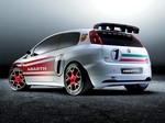 Abarth Grande Punto S 2000 Wallpapers