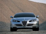 Alfa Romeo Visconti Concept by Italdesign Wallpapers