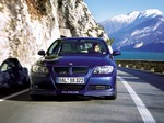 Alpina B3 BiTurbo based on BMW 335i Wallpapers