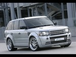 Arden Range Rover Sport AR6 Wallpapers