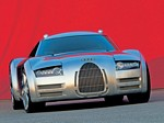 Audi Rosemeyer Concept Wallpapers