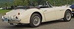 Austin Healey 3000 Mk III Wallpapers