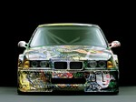 BMW 3 Series Art Car by Sandro Chia Wallpapers