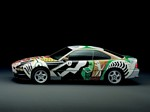 BMW 850 CSi Art Car by David Hockney Wallpapers