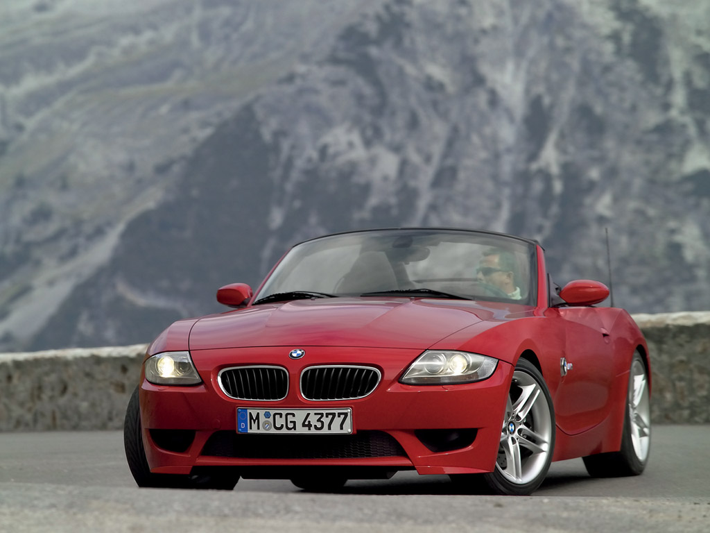 BMW Z4 M Roadster Wallpapers by Cars-wallpapers.net