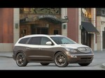 Buick Enclave Urban CEO Edition Wallpapers