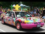 Candyland Car Wallpapers