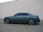 Chrysler 300C Special by Tommy Z Design Wallpapers