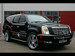 GeigerCars Star Force Cadillac Escalade Wallpapers