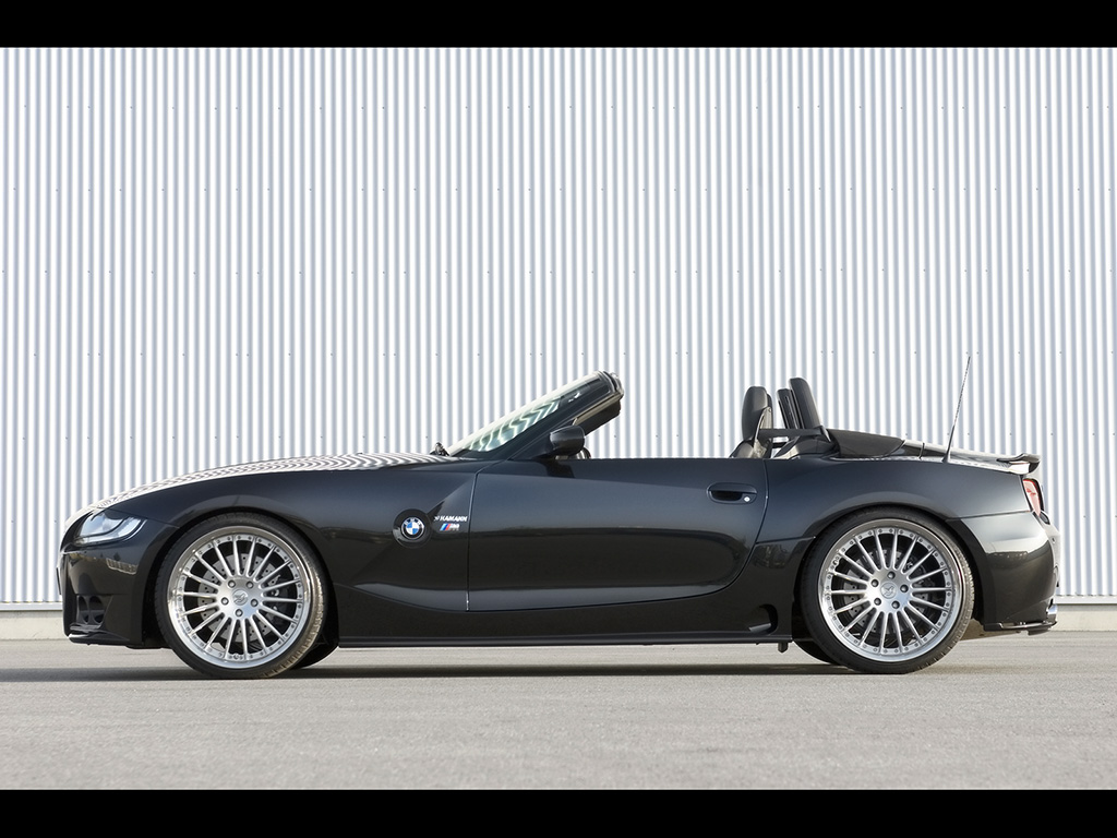 Hamann Bmw Z4 M Roadster Wallpapers By Cars Wallpapers Net