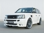 Hamann Conqueror based on Range Rover Sport Wallpapers