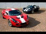 Lotus Elise Sports Racer Wallpapers