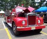 Mack B 85F Fire Truck Wallpapers