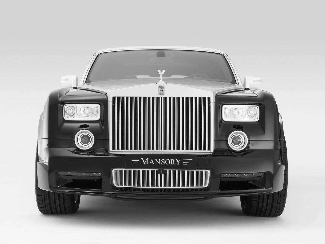 Mansory Rolls Royce Phantom Conquistador Wallpapers By Cars