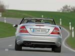 Mercedes Benz CLK 500 Wallpapers