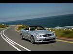 Mercedes Benz CLK 63 AMG Wallpapers