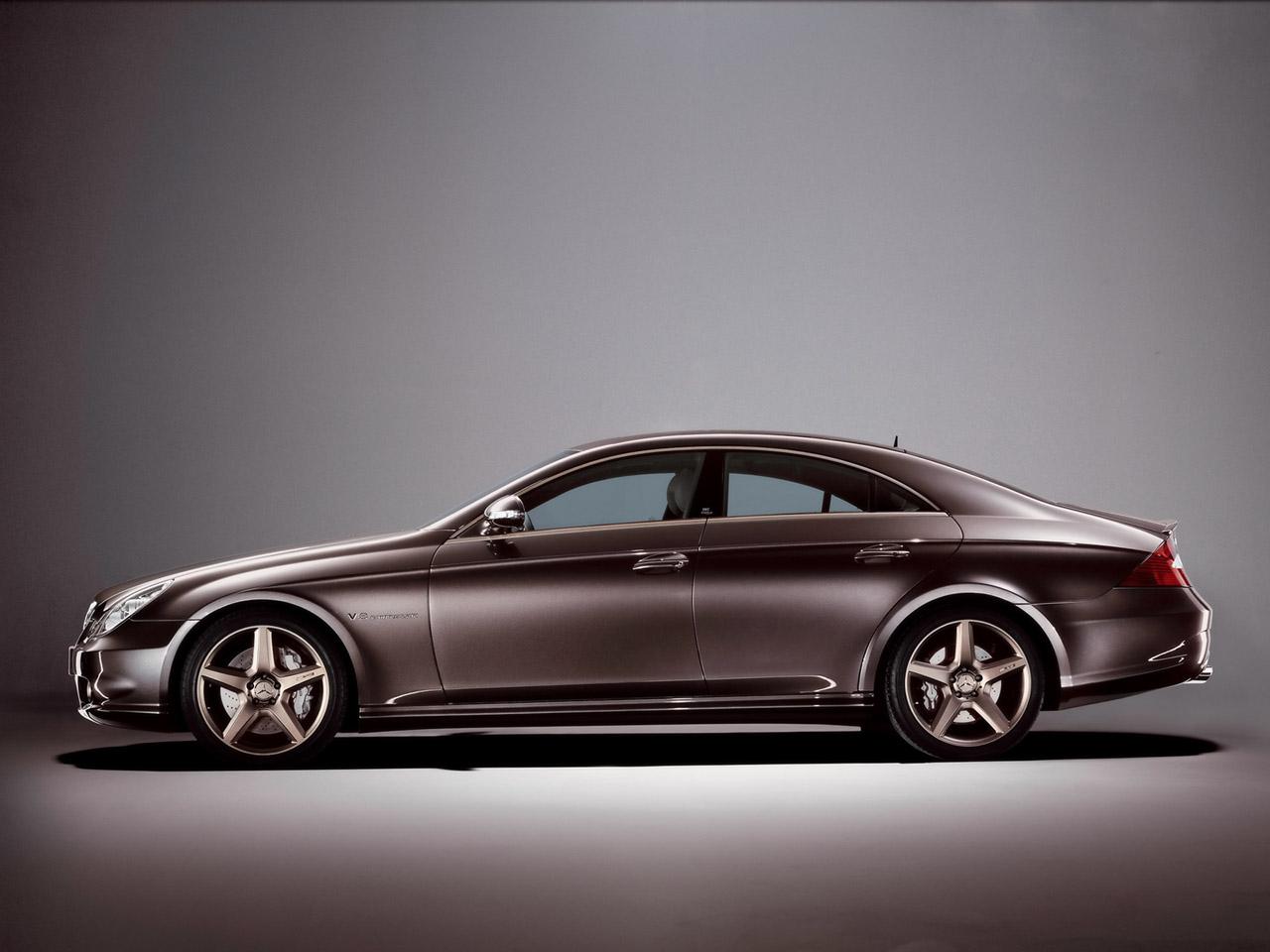 Mercedes Benz CLS 55 AMG IWC
