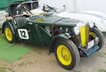 MG TC Racecar Wallpapers