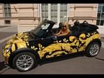 Mini Cabriolet by Donatella Versace Wallpapers