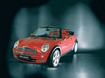 Mini Cooper Convertible by Gianfranco Ferre Wallpapers