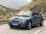 Mini Cooper S Convertible Wallpapers