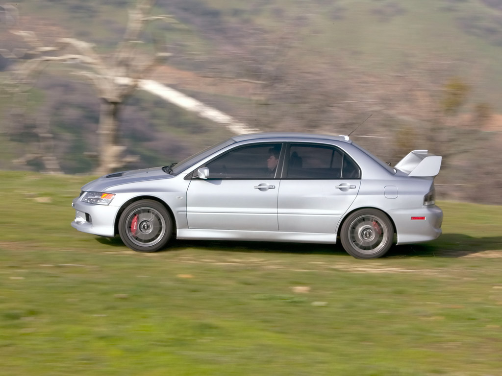 Mitsubishi Lancer Evolution Ix Wallpapers By Cars Wallpapersnet