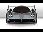Pagani Zonda R Wallpapers