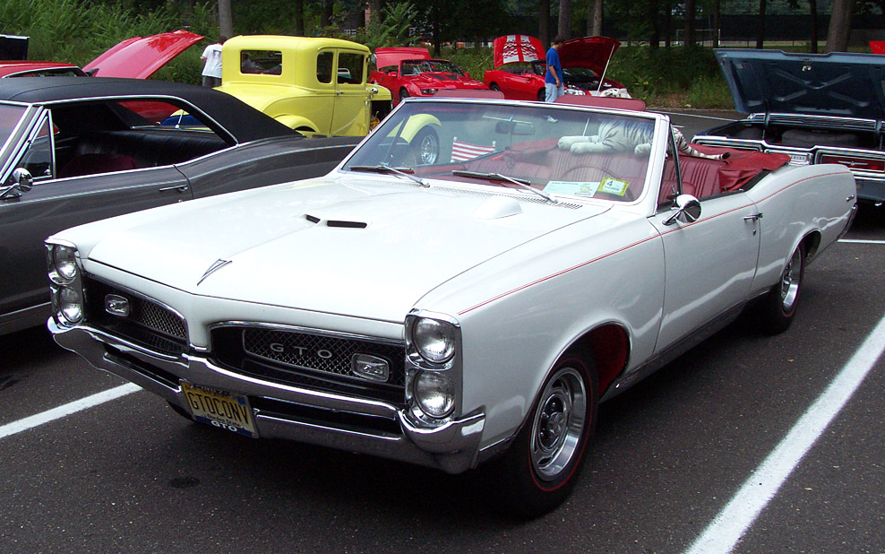 Pontiac Gto Convertible Wallpapers By Cars Wallpapersnet