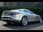 Project Kahn Mercedes Benz SLR Wallpapers