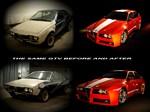 Racer X Design Alfa Romeo GTV Evoluzione Wallpapers