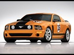 Saleen Parnelli Jones Limited Edition Mustang Wallpapers