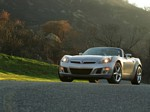 Saturn Sky Red Line Wallpapers