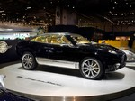 Spyker D12 Peking to Paris Wallpapers