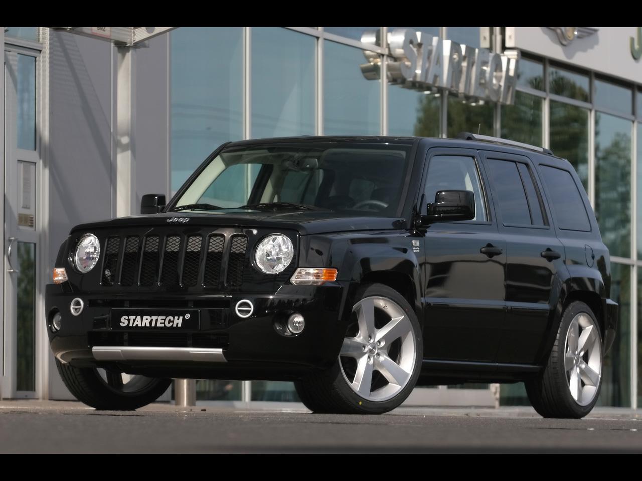 2007 BRABUS STARTECH Jeep Patriot