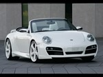 TechArt Cabriolet   Porsche Carrera 4S Wallpapers