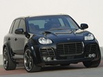 TechArt Magnum Porsche Cayenne Wallpapers