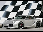 TechArt Porsche Cayman Wallpapers