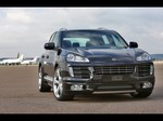 TechArt SUV Aerodynamics I Porsche Cayenne Wallpapers