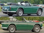Triumph TR4A Wallpapers