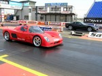 Ultima GTR Quarter Mile Run Wallpapers